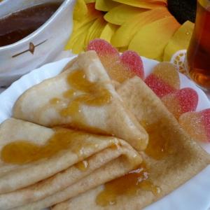 Абрикос - Соус из абрикосового джема