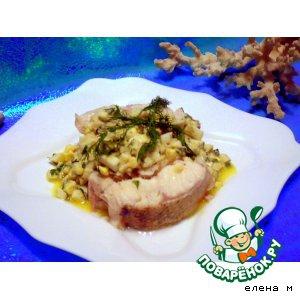 Рецепты польской кухни - Судак под польским соусом