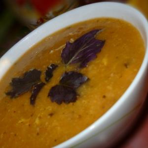 Чечевица - Суп из красной чечевицы