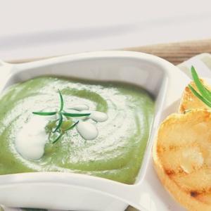 Вегетарианская кухня - Суп-крем Вишисуаз