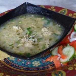 Рецепты кавказской кухни - Суп-кюфта