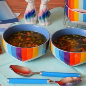 Мак - Суп по-итальянски
