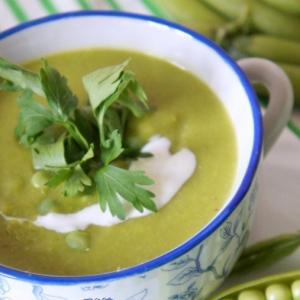 Рецепты из бобовых - Суп Сен-Жермен