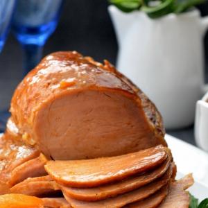 Имбирь - Свинина в абрикосовом соусе