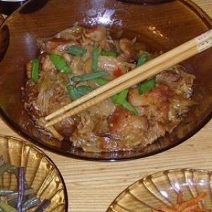 Рецепты корейской кухни - Свинина, жаренная с чимчи