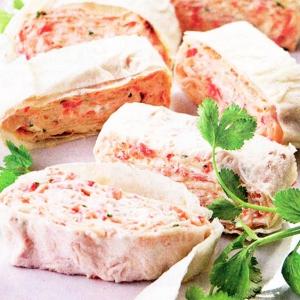 Рецепты для блендера - Сырная закуска в лаваше