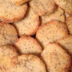 Нут - Сырное печенье Маковка