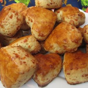 Масло сливочное - Сырные пышки
