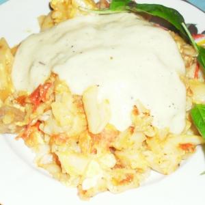 Мак - Сырный соус к макаронам