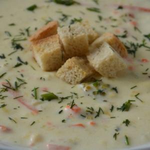 Пользователи - Сырный суп с брокколи
