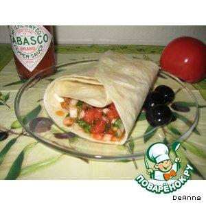 Рецепты мексиканской кухни - Такосы по-мексикански!