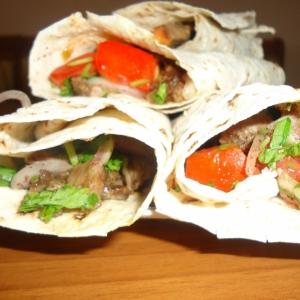 Рецепты балканской кухни - Тантуни в лаваше
