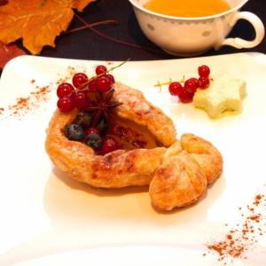 Бадьян - Тарт Татен порционный из груши