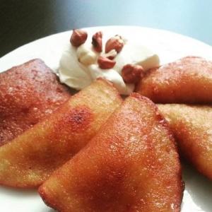 Рецепты десертов - Таш кадаиф