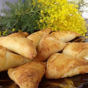 Рецепты балканской кухни - Тиропитакья с домашним тестом фило