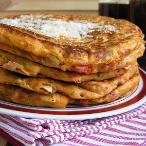 Петрушка - Томатные пиццеблины