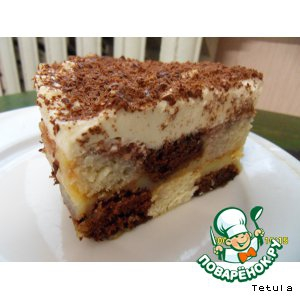 Мороженое - Торт