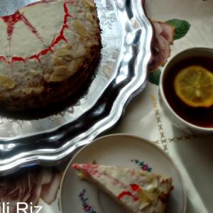 Клубника - Торт блинный Клубничный