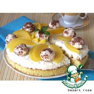 Манго - Торт