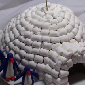 Чернослив - Торт Иглу