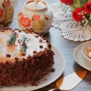Маргарин - Торт Кофейный шоколад