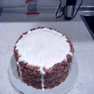 Чернослив - Торт с черносливом