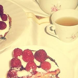 Малина - Торт с малиной