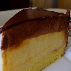 Манго - Торт с манго-муссом