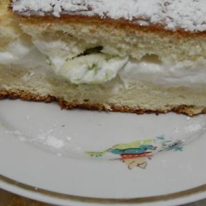 Киви - Торт с нежнейшим творожным кремом