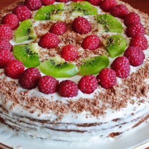 Рикотт - Торт с творожным кремом