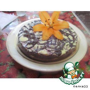 Бузина - Торт