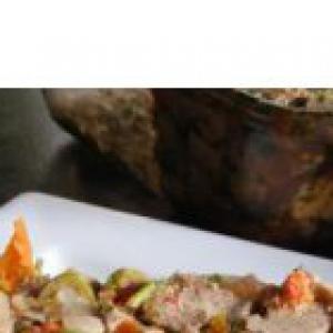 Каперсы - Тосканский террин из языка