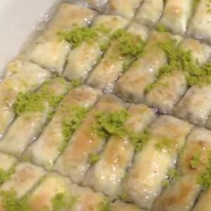 Рецепты балканской кухни - Турецкая пахлава