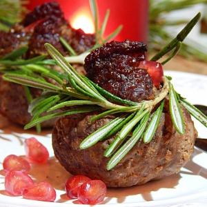 Розмарин - Тушеная говядина с начинкой