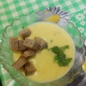 Тыква - Тыквенный крем-суп для всей семьи