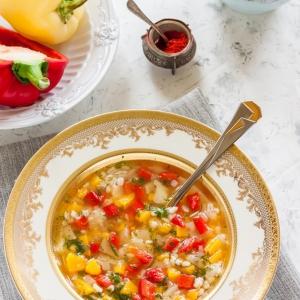 Тыква - Тыквенный суп старого воина