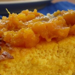 Тыква - Тыквенный торт-пирог Для талии