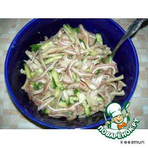 Субпродукты - Ушки свиные по-китайски