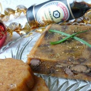 Бренди - Утиная печень с хурмой
