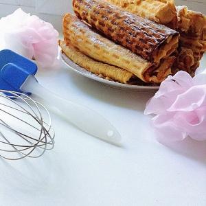 Масло сливочное - Ванильные вафли прямиком из детства