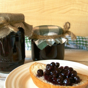 Рябина - Варенье из черноплодной рябины с кабачком