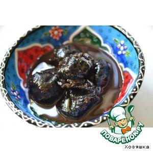 Мускатный орех - Варенье из зеленых грецких орехов с кожурой