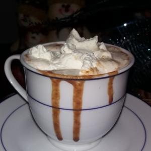 Венский горячий шоколад