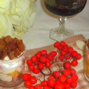 Колбаса - Веррины с чесночными гренками