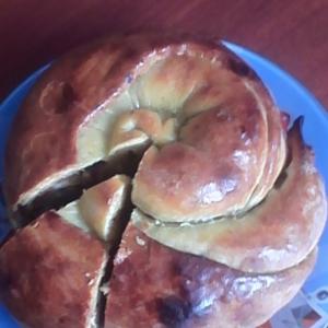Арахис - Вертута с орехами и изюмом
