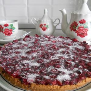 Вишня - Вишневый тарт