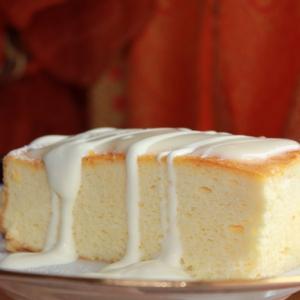 Рецепты десертов - Воздушная запеканка