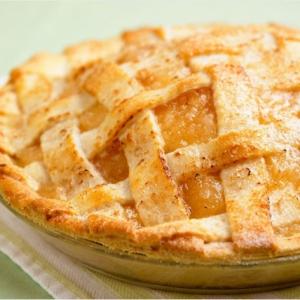 Рецепты выпечки - Яблочный пирог