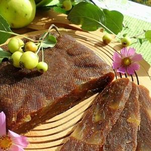 Рецепты литовской кухни - Яблочный сыр
