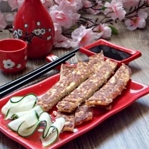 Рецепты азиатской кухни - Японские рыбные палочки